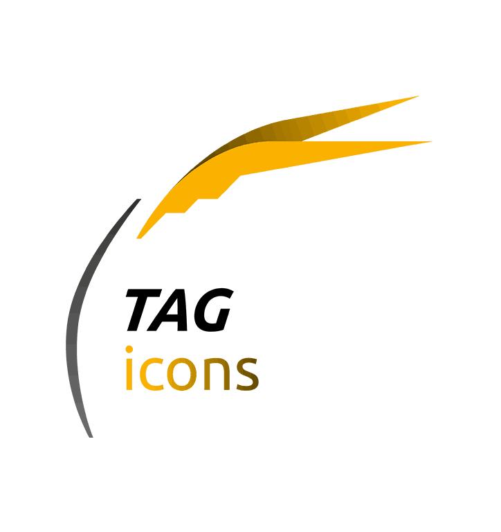 TAG Icons. Logo